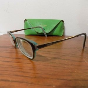 KATE SPADE Miranda Prescription Glasses with Aqua